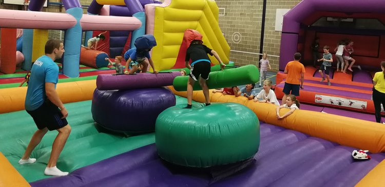 Inflatables - Camp page